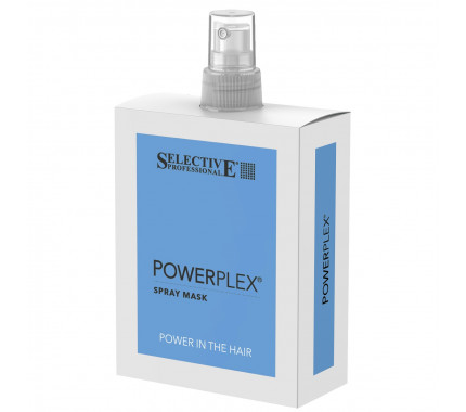 Маска-спрей для волос Selective Professional Powerplex Spray Mask, 150 мл