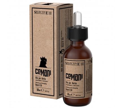 Масло для ухода за бородой и усами Selective Professional For Man Beard Oil, 50 мл