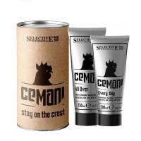 Набор для ежедневного использования Selective Professional Cemani Kit (shmp,250мл + cond,250мл)