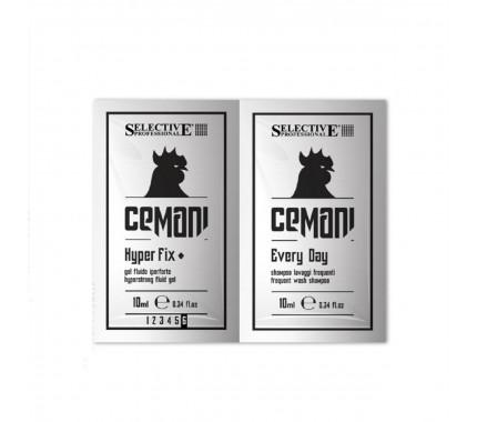 Набір (пробники) Selective Professional Cemani (shm,10мл + fluid,10мл)