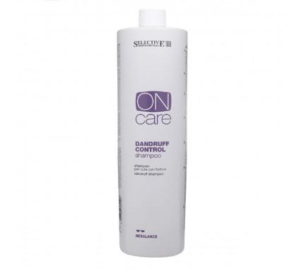 Шампунь від лупи Selective Professional On Care Dandruff Control Shampoo, 1000 мл