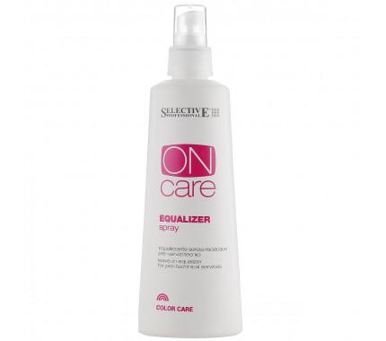 Спрей для выравнивания кутикулы Selective Professional On Care Equalizer Spray, 250 мл