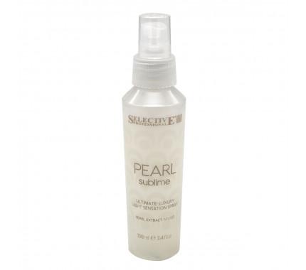 Спрей Selective Professional Light Sens Pearl Sublime Spray Блеск и сияние волос 100 мл