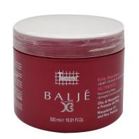 Technique Baljé Maschera Nutriente per capelli - Питательная маска с маслом макадамии и рисовым протеином, 500 мл