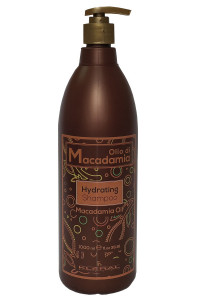 Увлажняющий шампунь с маслом макадамии Kleral System Olio Di Macadamia Hidrating Shampoo,500мл, 1000 мл