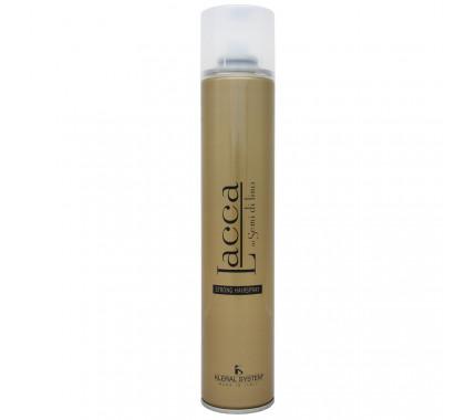 Лак для волос с экстрактом льна Kleral System Semi Di Lino Lacca Strong, 500 мл