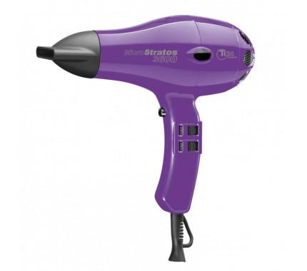 Фен для волосся TICO PROFESSIONAL MICRO STRATOS 3600 IONIC PURPLE