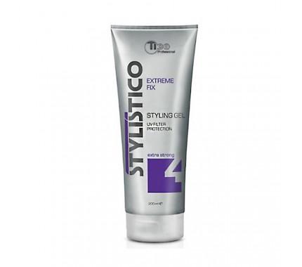 Гель для укладки волос Tico Professional Stylistico Extreme Fix Styling Gel, 200 мл