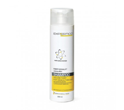 Шампунь для об'єму Tico Professional Expertico Volume Twist Shampoo, 300 мл, 1500 мл