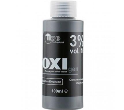 Окислительная эмульсия для интенсивной крем-краски Ticolor Classic 3, 6, 9, 12% Tico Professional Ticolor Classic OXIgen, 100 мл, 1000 мл
