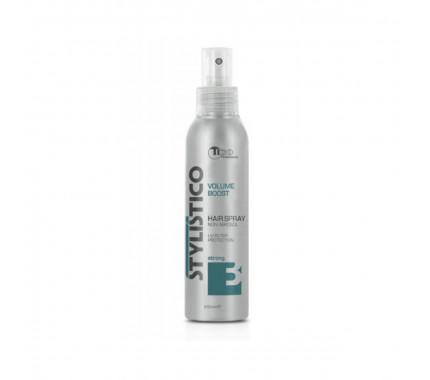Рідкий лак для волосся сильної фіксації Tico Professional Stylistico Volume Boost Hair Spray, 250 мл