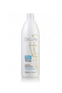 Окислитель 3DeLuxe Professional Cream Developer 3%, 1000 мл.