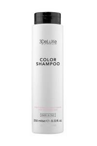 Шампунь для окрашенных волос 3DeLuXe Professional Color Shampoo, 250 мл., 1000 мл