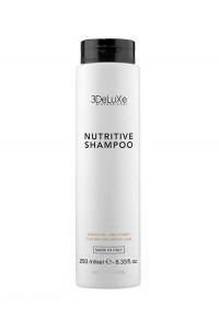 Шампунь для сухих и повреждённых волос 3DeLuxe Professional Nutritive Shampoo, 250 мл., 1000 мл