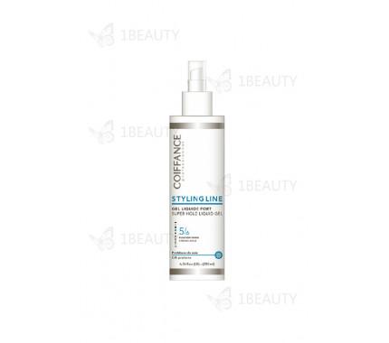 Super hold liquid gel Жидкий гель для укладки сильной фиксации - Coiffance