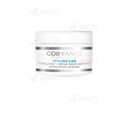 Matte cream paste Паста средней фиксации с матирующим эффектом - Coiffance