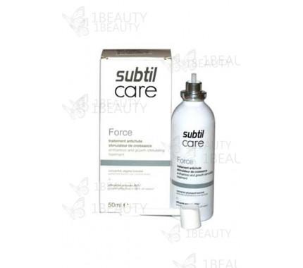 SUBTIL CARE traitement anti chute спрей против выпадения волос.
