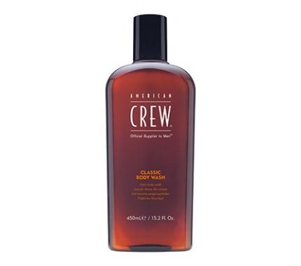 Гель для душа классический American Crew Classic Body Wash 450 мл.