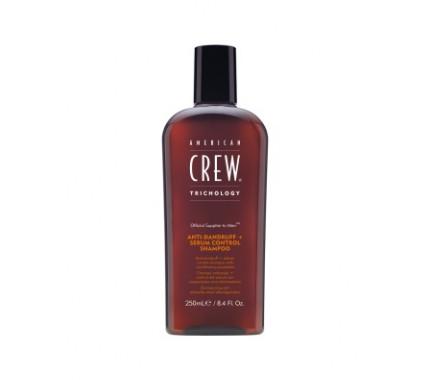 Шампунь против перхоти для жирной кожи головы American Crew Classic Anti-Dandruff 250 мл.