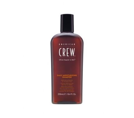Шампунь увлажняющий для ежедневного использования American Crew Relaunch Daily Moisturizer Shampoo 250 мл., 1000 мл.