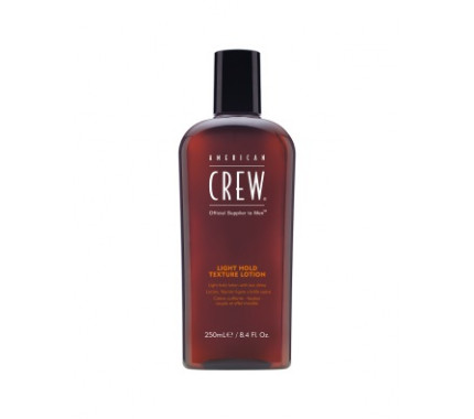 Текстурный лосьон American Crew Light Hold Texture Lotion 250 мл.