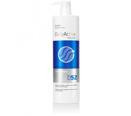 Шампунь для седых и осветленных волос Erayba D52 White Factor Shampoo, 1500 мл