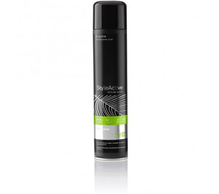 Лак для волос средней фиксации Erayba S10 Flex Spray, 500 мл
