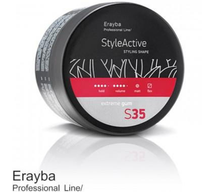 Поликомпонентная масса для моделирования Erayba S35 Extreme Gum, 100 мл