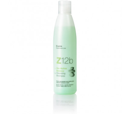 Шампунь для жирных волос Erayba Z12b Cleansing Shampoo, 250 мл