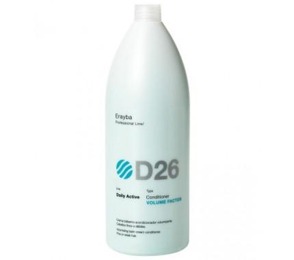 Кондиционер для объема волос Erayba D26 Volume Factor Conditioner, 1500 мл