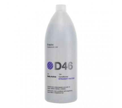 Кондиционер для выравнивания волос Erayba D46 Straight Factor Conditioner, 1500 мл