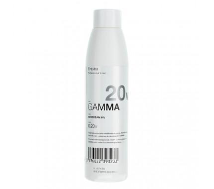 Окислительная эмульсия 20 Vol 6% Erayba Gamma, 150 мл., 1000 мл