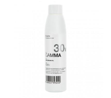 Окислительная эмульсия 30 Vol 9% Erayba Gamma, 150 мл., 1000 мл