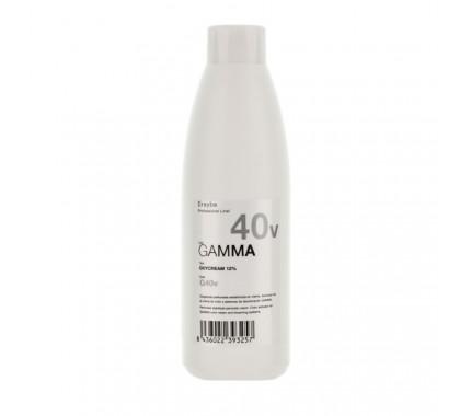 Окислительная эмульсия 40 Vol 12% Erayba Gamma, 200 мл., 1000 мл