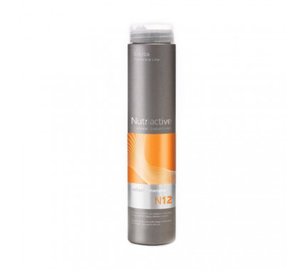 Питательный шампунь с коллагеном и эластином Erayba Collastin Shampoo N12, 250 мл., 500 мл., 1000 мл