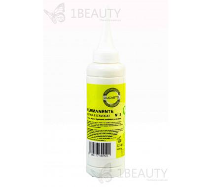 Жидкость № 2 - для химической завивки - крашеные волосы