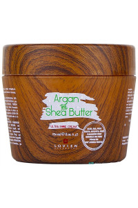 Маска для питания волос и придания блеска с маслами арганы и ши Lovien Essential Ultra Shine Cream