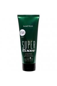 Гель сильной фиксации для укладки волос Matrix Style Link Super Fixer Strong Hold Gel, 200 мл