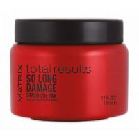 Интенсивная маска для волос Matrix Total Results So Long Damage Mask, 150 мл