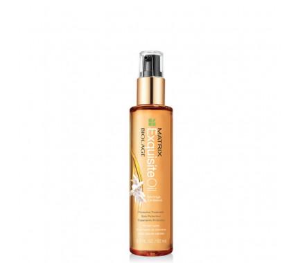 Универсальное масло для глубокого питания волос Matrix Biolage Exquisite Oil Replenishing Treatment, 92 мл