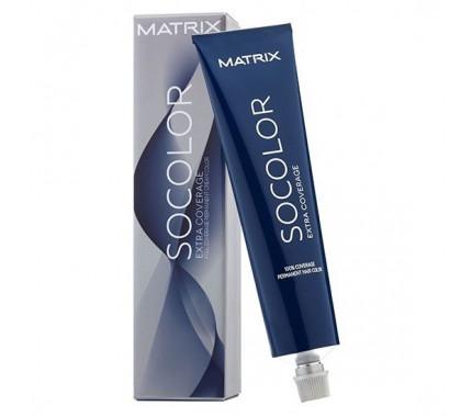 """Стойкая крем-краска для волос """"Экстра покрытие седины"""" Matrix Extra Coverage Socolor Beauty High Coverage Permanent Cream Hair Color, 90 мл"""