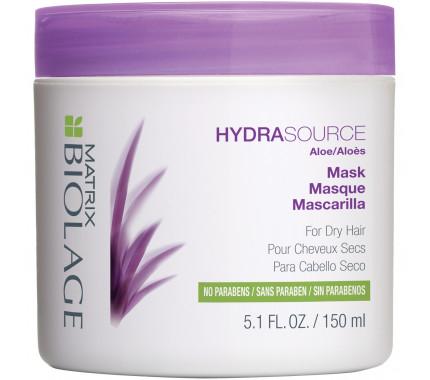 Matrix Hydrasource Маска для увлажнения сухих волос Matrix Biolage Hydrasource Mask For Dry Hair, 150 мл