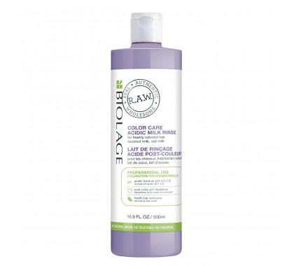 Молочко для окрашенных волос Matrix Biolage R.A.W. Milk, 500 мл