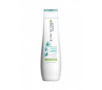 Шампунь для объема для тонких волос Matrix Biolage Volumebloom Cotton Shampoo, 250 мл., 400 мл