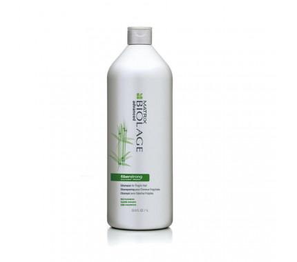 Шампунь для ослабленных волос Matrix Biolage Advanced FiberStrong Shampoo, 1000 мл