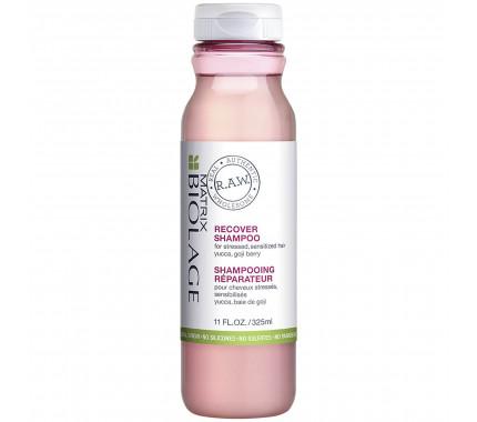 Шампунь восстанавливающий Matrix Biolage R.A.W. Recover Shampoo, 325 мл., 1000 мл