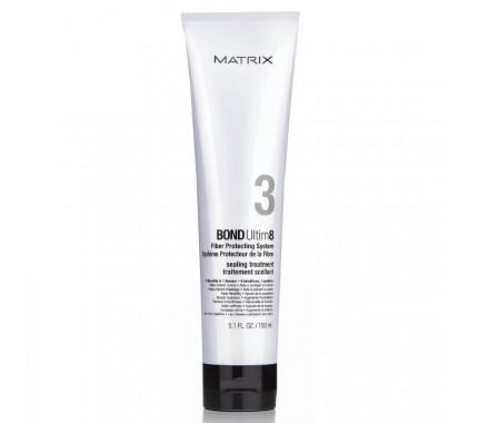 Смываемый уход за волосами Matrix Bond Ultim8 Sealing Treatment 3, 150 мл