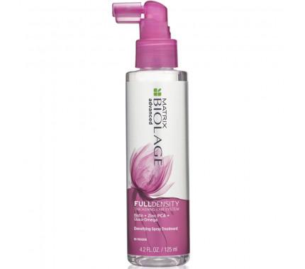 Уплотняющий спрей для тонких волос Matrix Biolage Full Density Spray Treatment, 125 мл