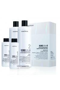 Базовый набор для защиты волос при окрашивании Matrix Bond Ultim8 (Amplifier/125ml*2 + Sealer/500ml*2)
