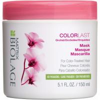 Маска для окрашенных волос Matrix Biolage Colorlast Mask, 150 мл